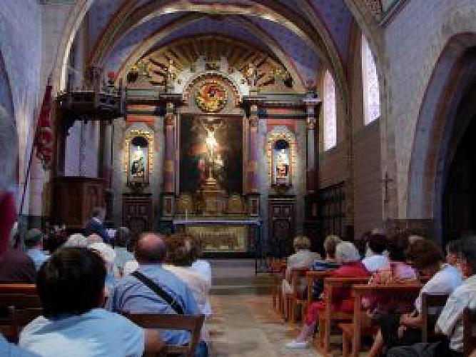 Eglise de Saint Côme