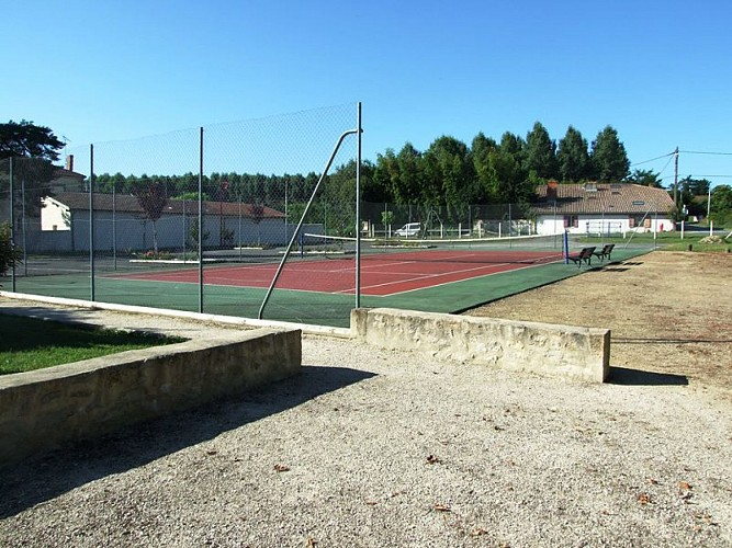 Saint-Côme - tennis