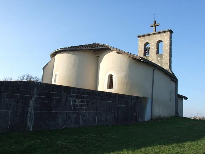 Cauvignac - église (1)