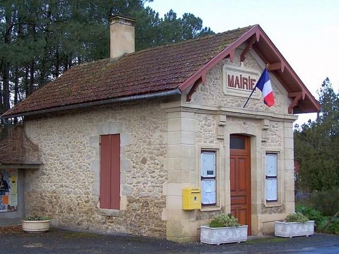 Cauvignac - mairie