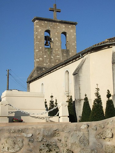 Cauvignac - église (3)
