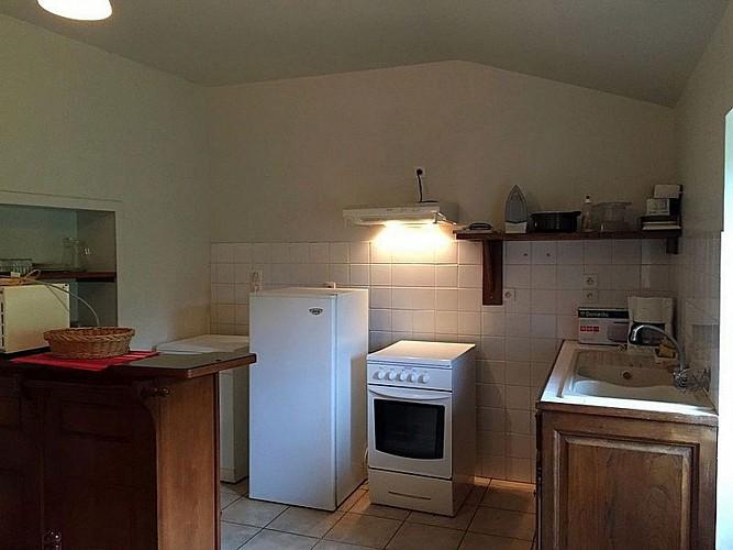 Location Ithurralde - 04 - Cuisine - St Jean Le Vieux