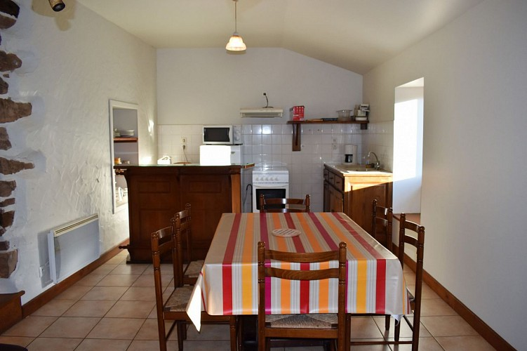 Ithurralde - Salle à manger - Saint Jean Le vieux