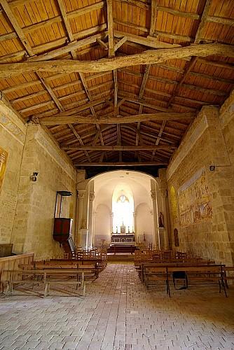 Eglise de Sainte Colombe de Duras