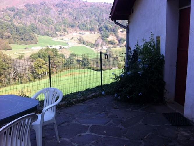 Location Castorène - Autre vue terrasse - Banca