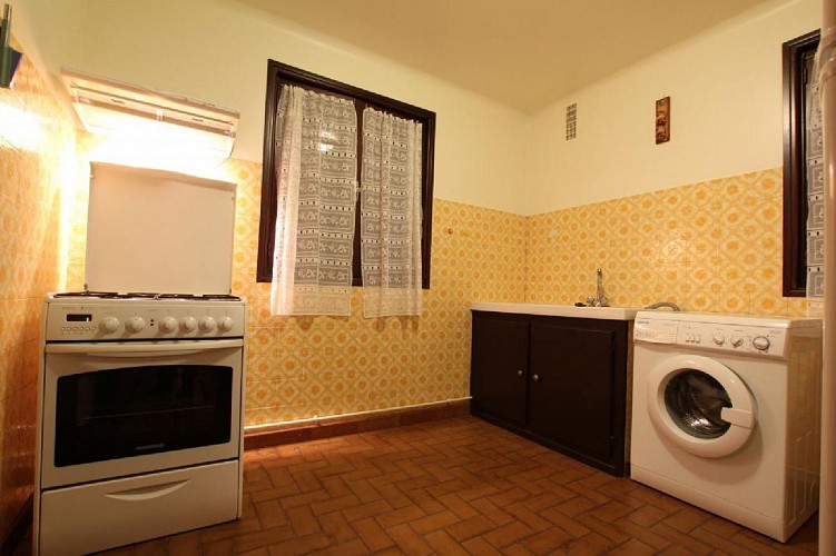 Appartement Ocafrain cuisine - St Etienne de Baigorry