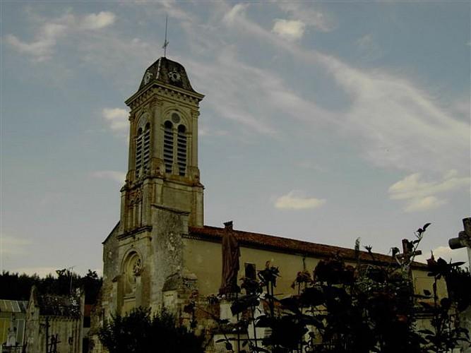 Eglise de Saint-Laurent sur Garonne