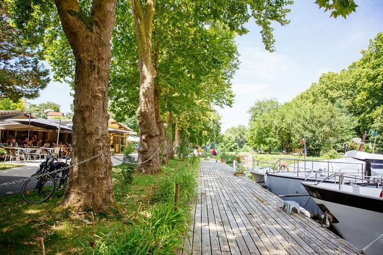 Ecluse 52 - CASTETS-EN-DORTHE - Sud-Gironde