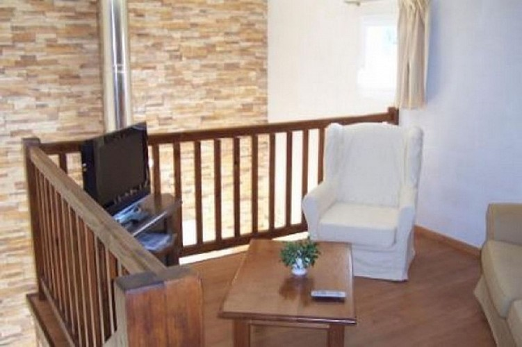 Maison Pagoa Domaine Harrieta mezzanine - St Jean Le Vieux