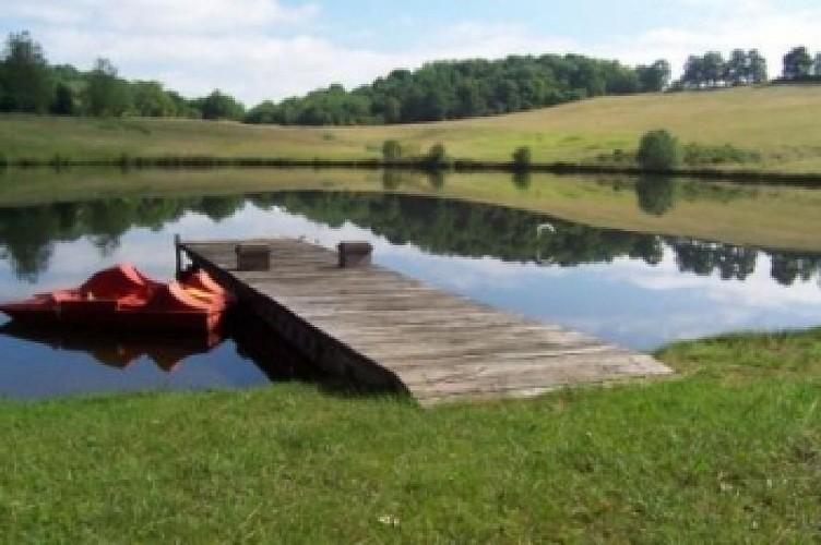 Maison Pagoa Domaine Harrieta lac - St Jean Le Vieux