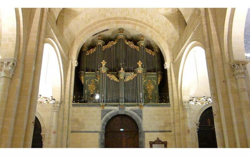 orgue cathédrale de Lescar