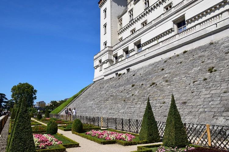 Musée National du Château de Pau - Pau - Les jardins Renaissance