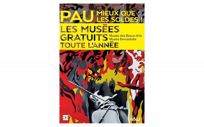 Gratuite-musees-Beaux-Arts---Bernadotte