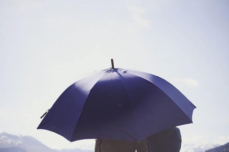 Au parapluie des Pyrénées
