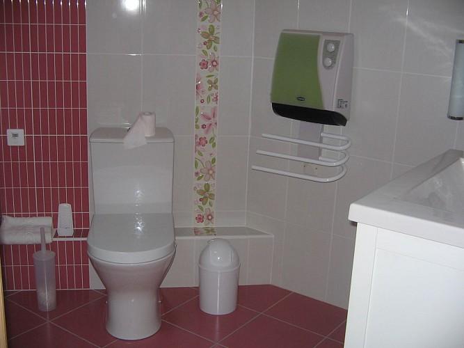 SdB-WC Etage