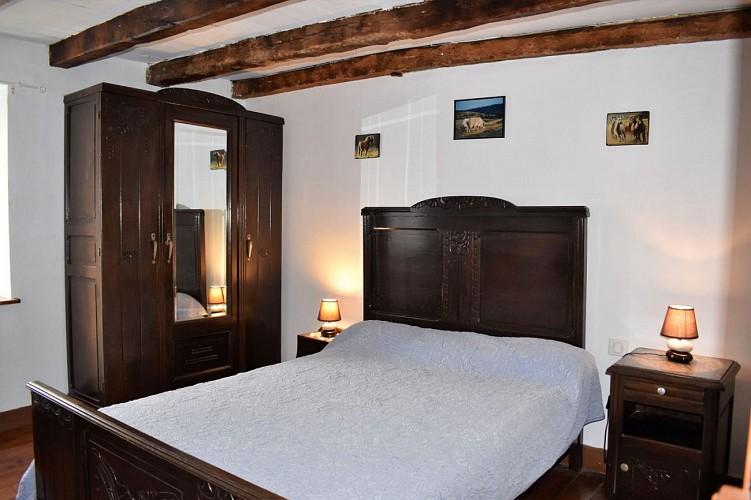 Location Videgain - Chambre lit double - Aldudes