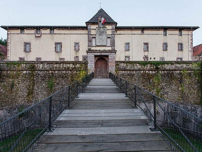 Citadelle de St Jean Pied de Port - façade