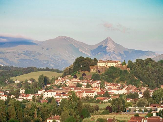 vue citadelle et pic behorleguy bd carton