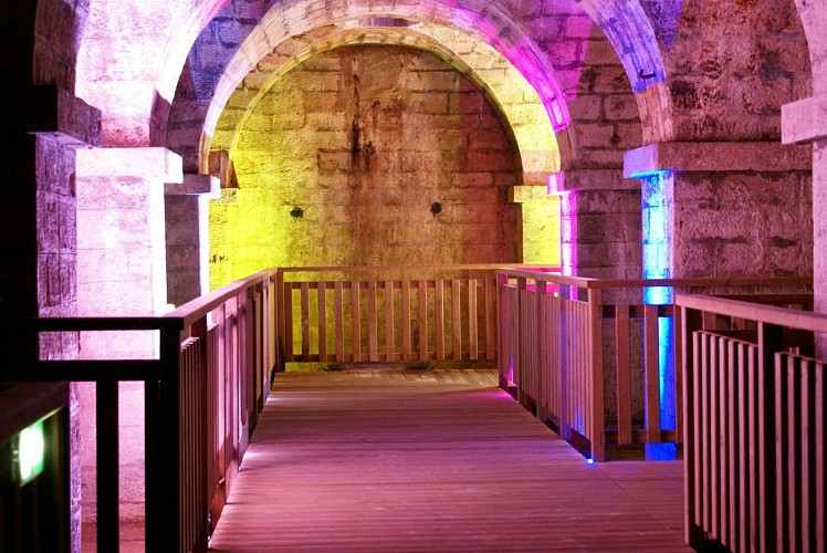 La Crypte du Bayaà