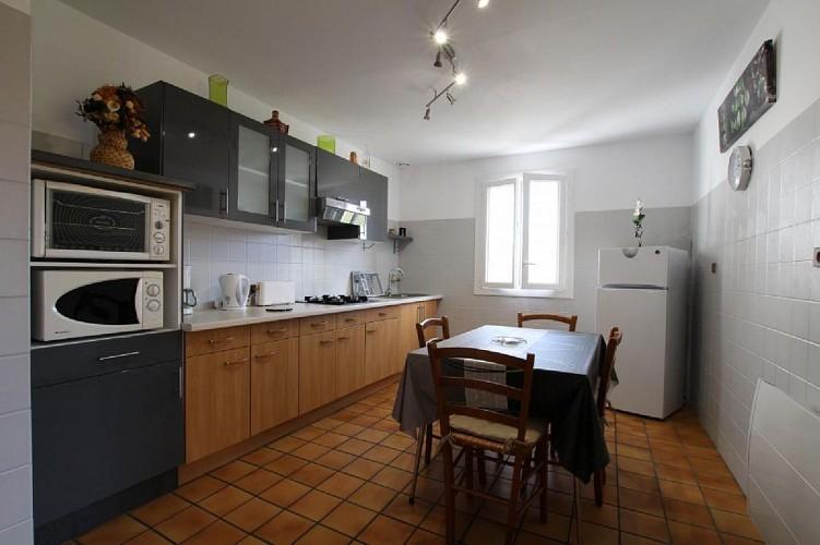 Maison Bidart cuisine - Lasse