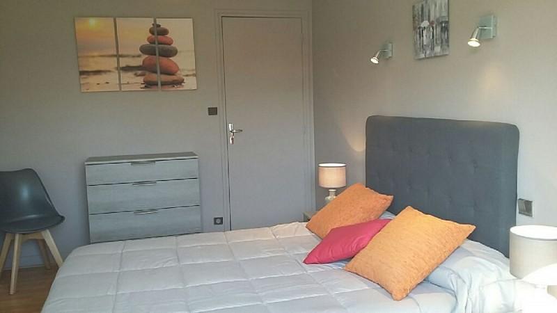 Maison Bidart chambre lit double - Lasse