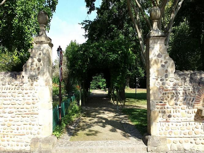 bastide Garlin parc