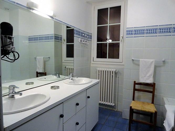 Location Setoain - Chambre 3 lits - Aldudes