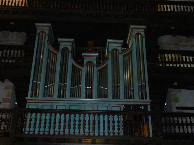 EgliseStPierre-orgue