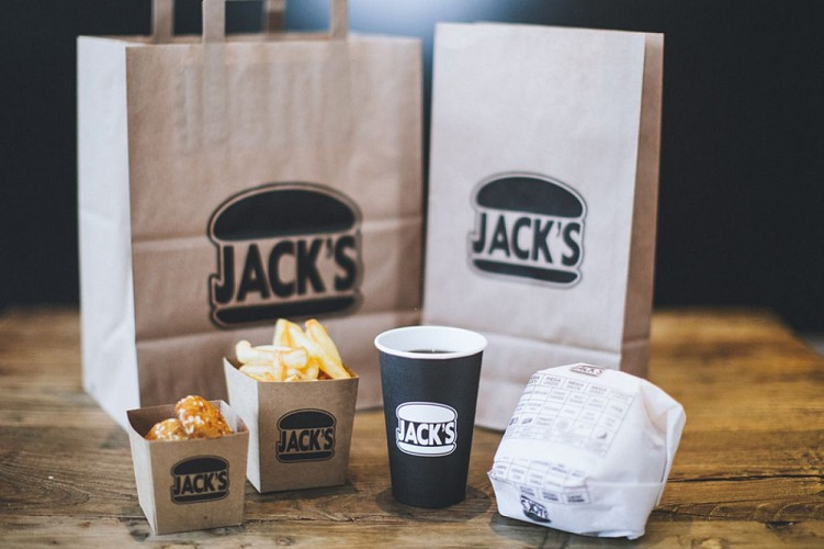 Jacks Burgers guide