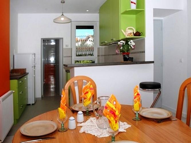 Cuisine Salon Gnatoy deloménie Biarritz