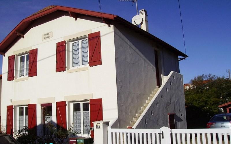 Façade Maison Biarritz