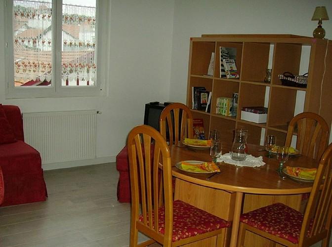 Salle à manger gantoy deloménie Biarritz