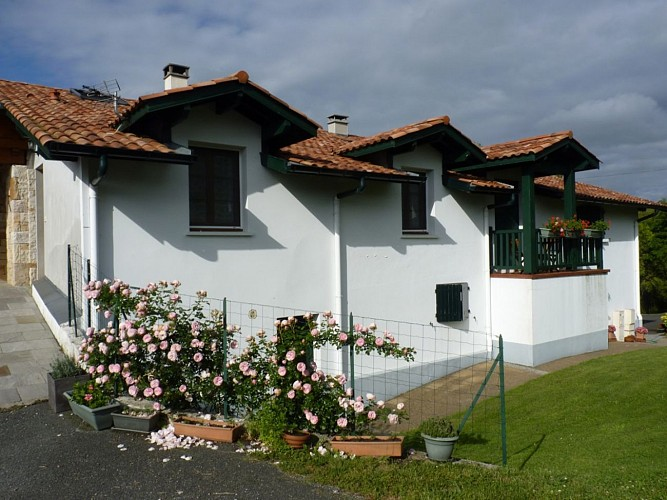 ezcurra - Façade maison