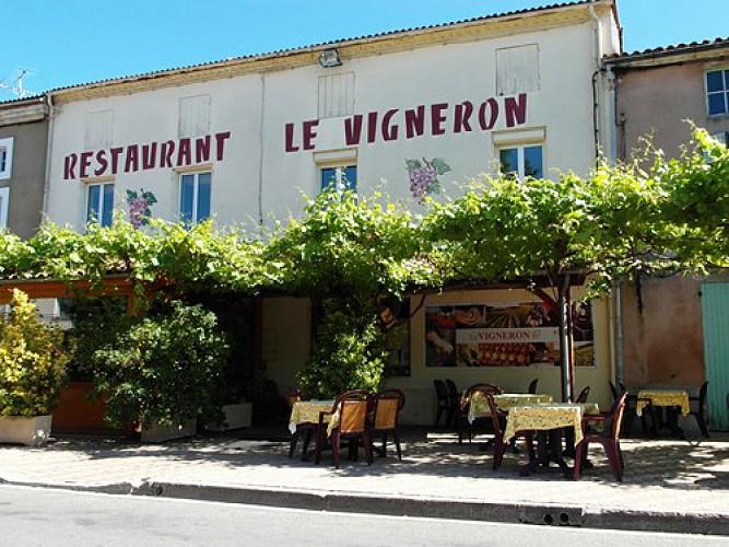 Restaurant Le Vigneron Buzet-sur-Baise