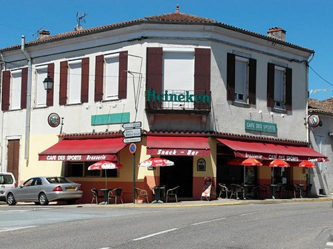 Restaurant Cafe des Sports Lavardac