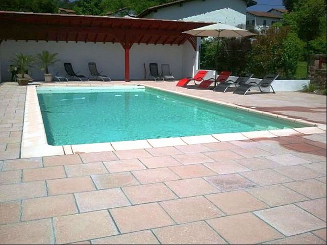 Appartement Munho piscine - Irouleguy