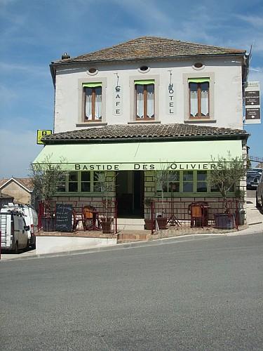 Monflanquin_La Bastide des Oliviers