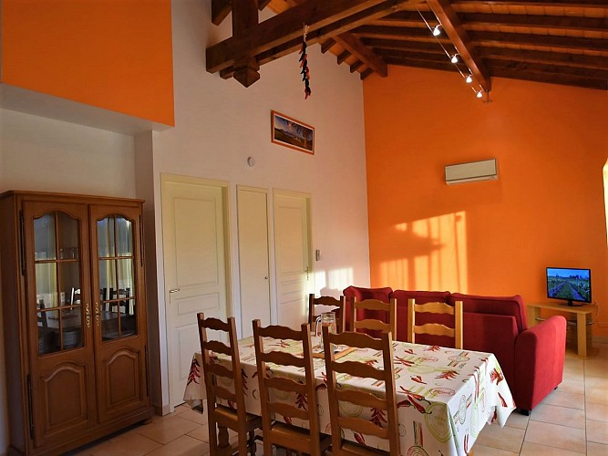 Sallagoity- salle à manger- Ainhice Mongelos