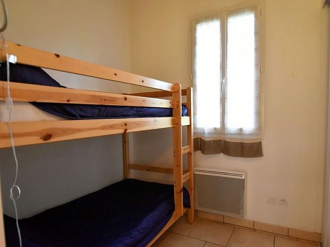 Sallagoity- chambre lits superposés -Ainhice Mongelos
