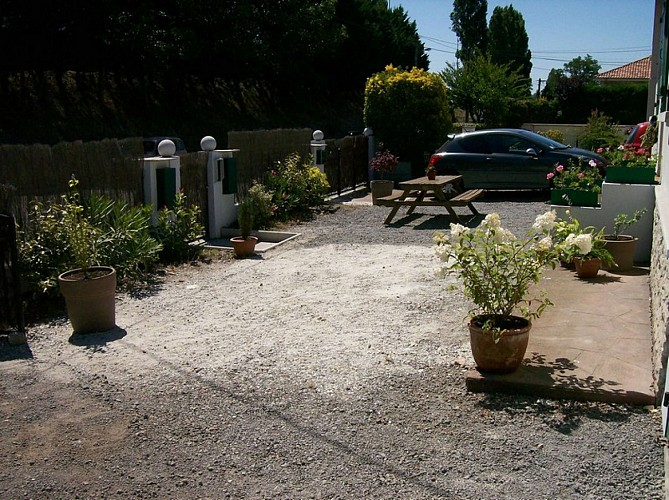 Pince jardin