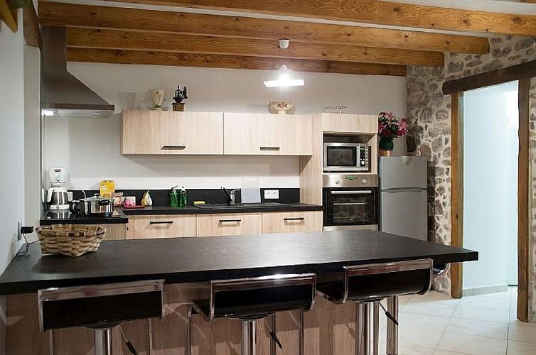Maison Cedarry cuisine - Bidarray