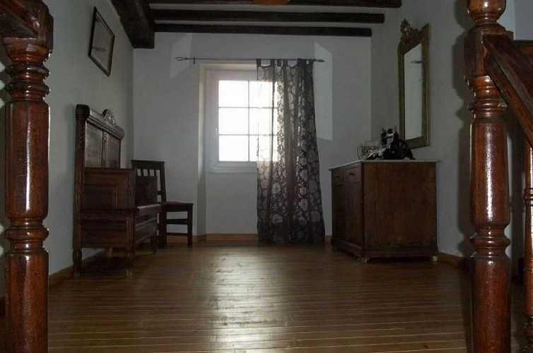 Maison Cedarry palier etage - Bidarray