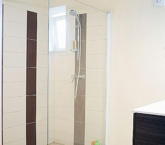 Maison Cedarry salle de bain - Bidarray