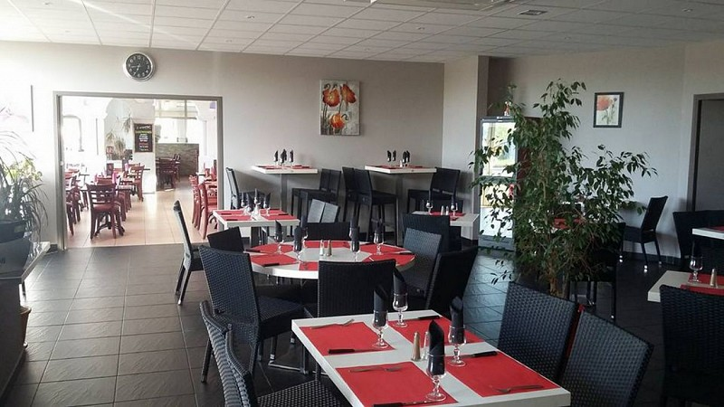 Restaurant Le Nobel - Pau - intérieur