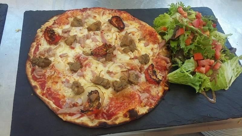 Restaurant Le Nobel - Pau - pizza