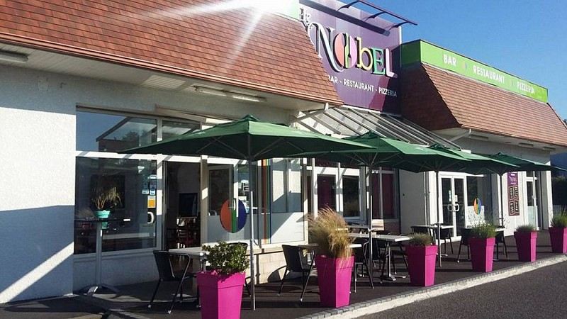 Restaurant Le Nobel - Pau - terrasse