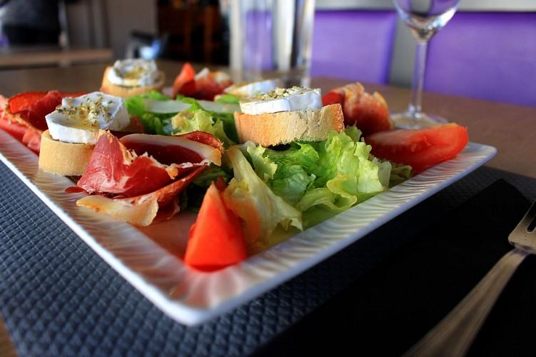 Salade Au comptoir Saint Palais