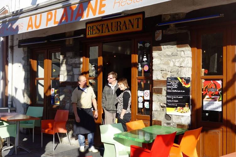 Bar restaurant les Platanes - 64120 saint-Palais (13)