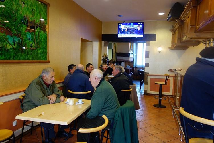 Restaurant Lafitte - 64120 Saint-Palais (1)