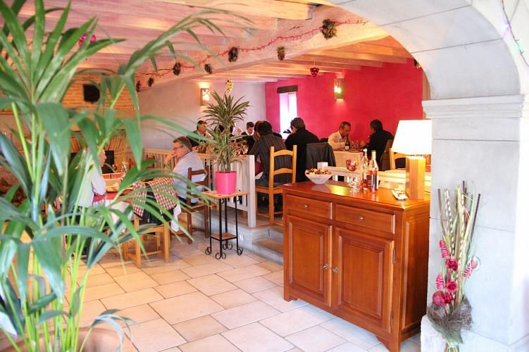 L'Auberge des Roses MONEIN (4)